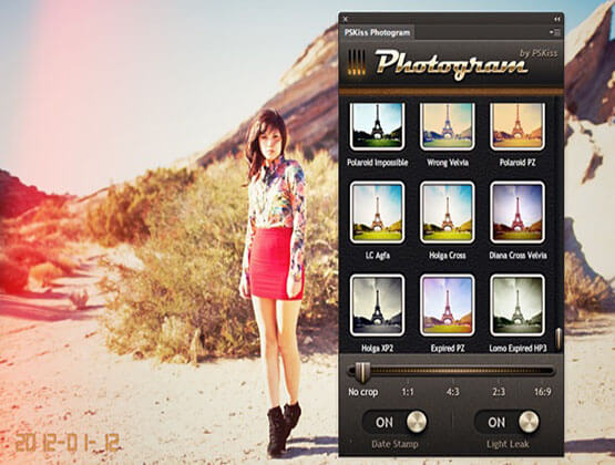 photogram Photoshop Plugin