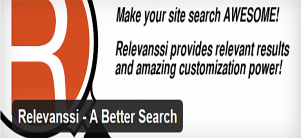 relevanssi SEO and Performance
