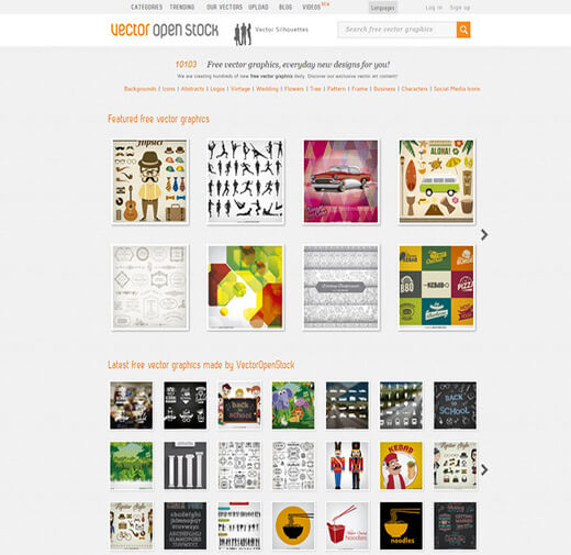 vector open stock Download Free