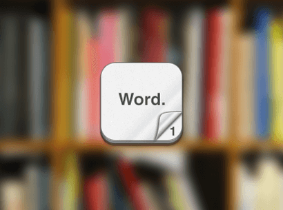 word number Unique iOS
