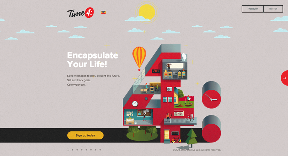 yourtime Creative Website