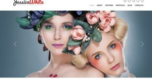 HTML5 Photography Website Templates