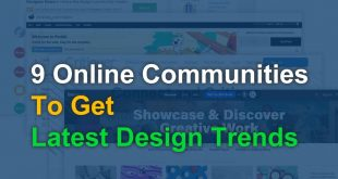9 Online Communities To Get Latest Design Trends