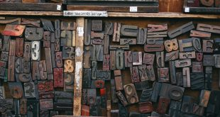 Fonts in Wood Type