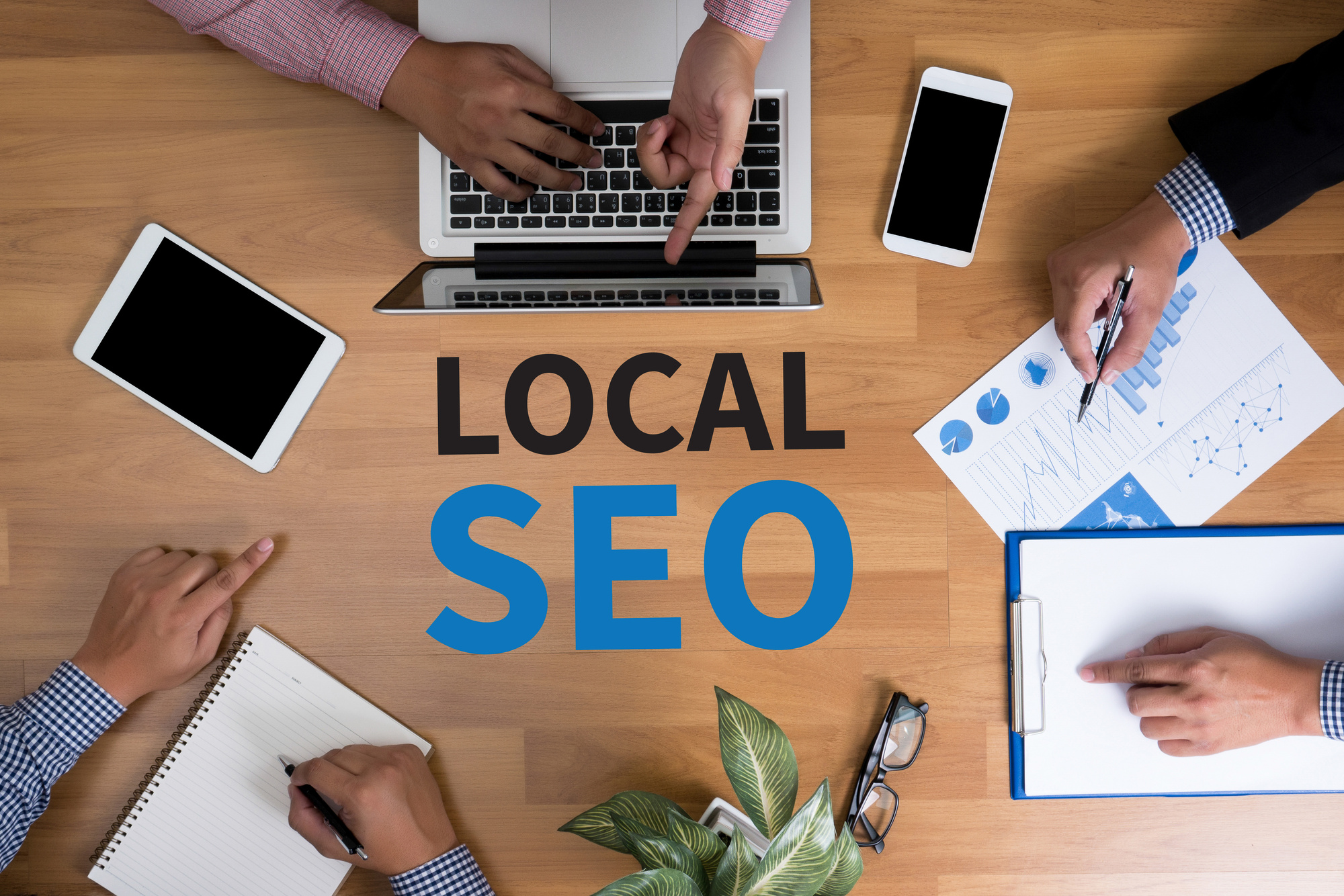 Local SEO Concep