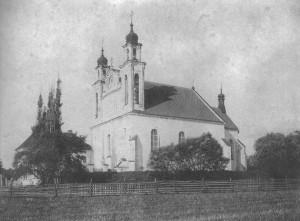 kosciol-w-iwiu-przed-1900