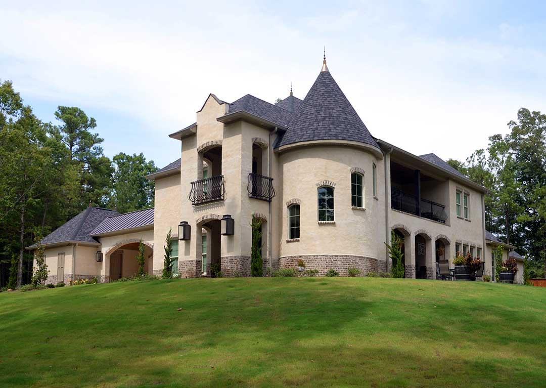 Custom Home Floor Plans Mississippi
