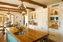 Spanish Style Kitchen Designs