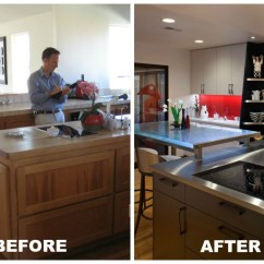 Kitchen Makeovers Lowes Ceiling Light Fixtures Inspiring San Diego Design Studio West Project 1 Main