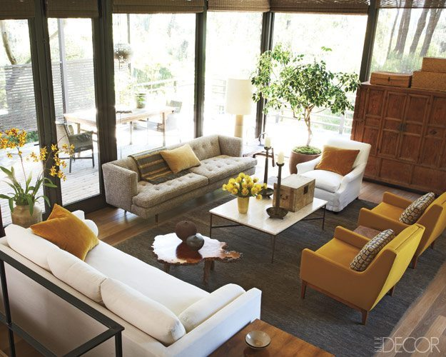contemporary asian living room design paint options for shop this look fusion style via elle decor