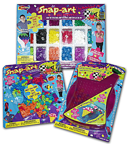 Snap Art Packaging