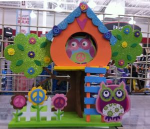 Groovy Owl House Kit