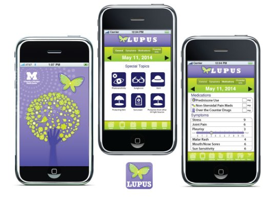 Lupus iPhone App