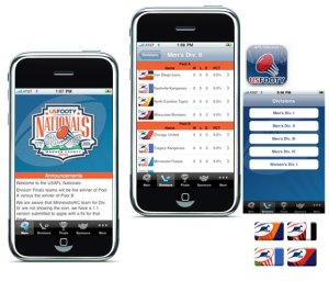 US Footy iPhone App