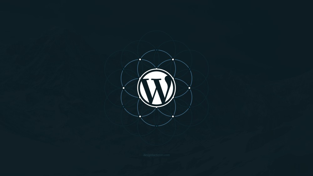 Sacred Geometry / WordPress Wallpaper