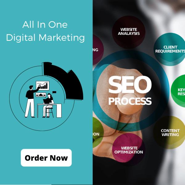 All In One Digital Marketing