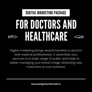 Digital Marketing Package For Doctors