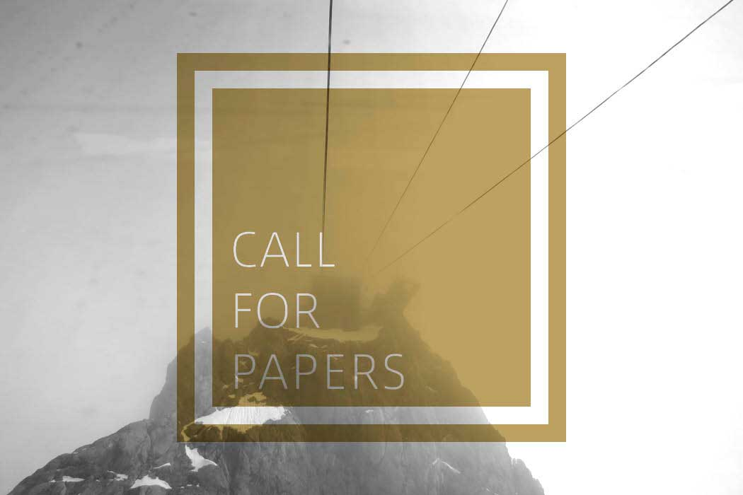 Call for Papers International Journal of Design