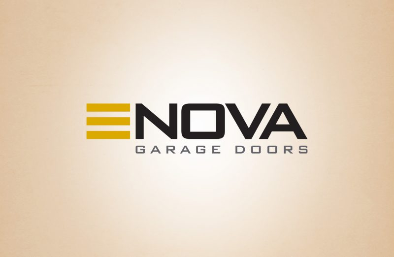 Nova Garage Doors logo