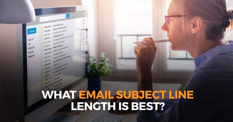 What Email Subject Line Length is Best?