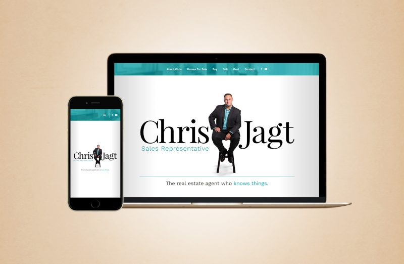 Chris Jagt Web Design