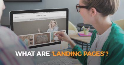 SEO AdWords Landing Pages