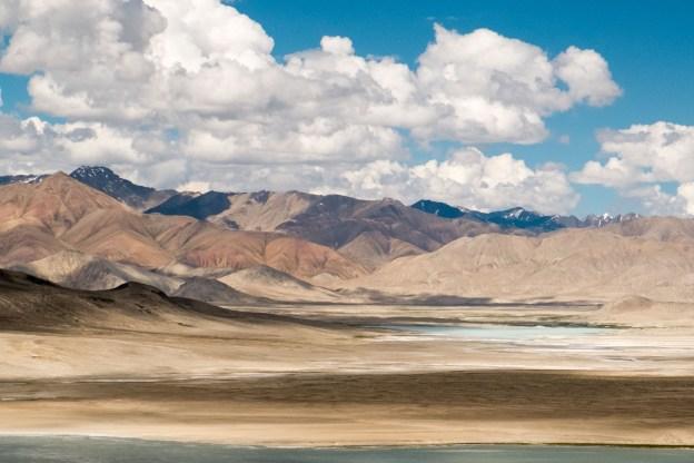 Pamir Highway scenery, Tajikistan