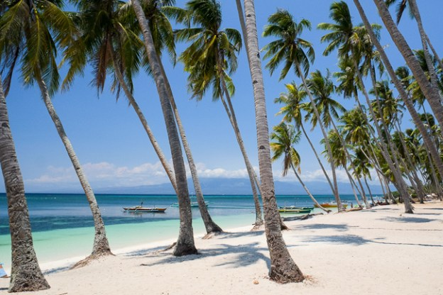 The perfect beach: Paliton Beach on Siquijor