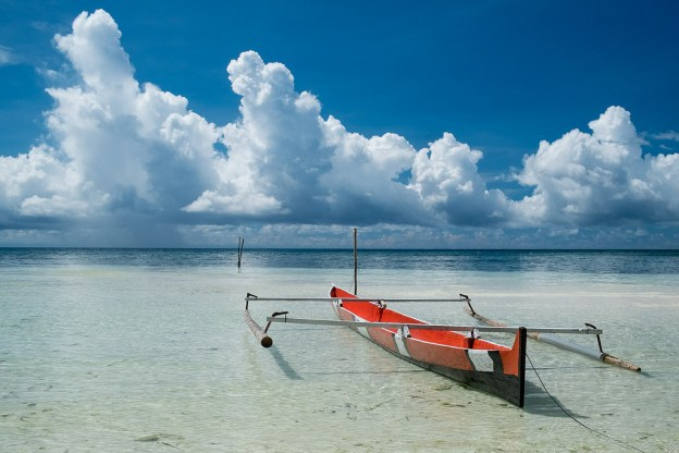 Bahia Tomini in the Togean Islands