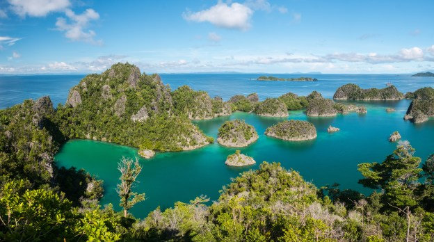 Fam Islands, Raja Ampat