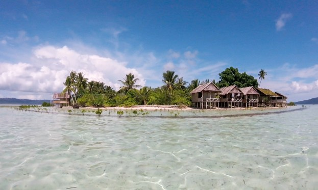 Arborek Island Pulau Arborek, Raja Ampat, Indonesia