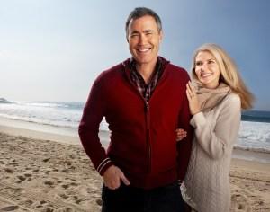 Happy couple - positive thinking