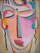 Meditation by Jawlensky