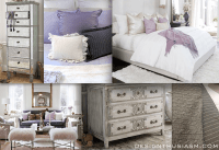 Grey Bedroom Ideas: Mixing Lilac and Grey in an Updated