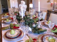 Christmas Dinner + Holiday Home Tour