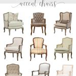 French Chairs To Buy 30 Affordable French Country Accent Chairs