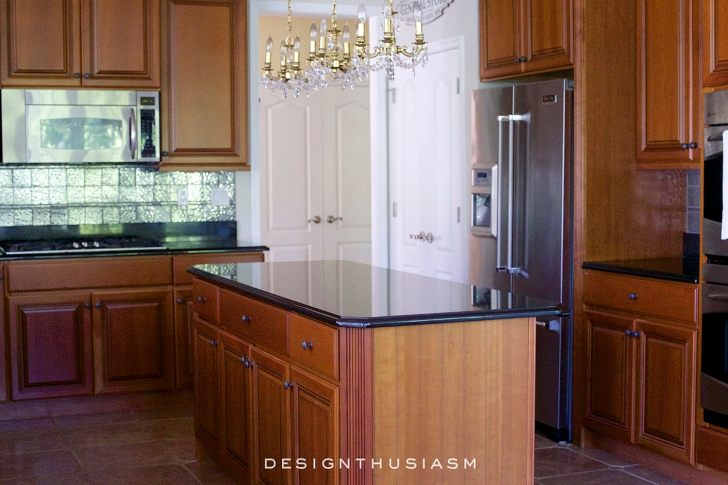 Replacing Kitchen Counter Dramatic Impact Designthusiasm