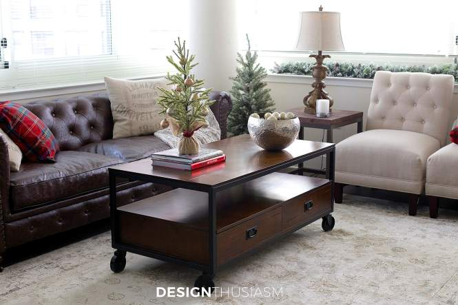 Holiday Decorating Ideas For A Small Apartment Designthusiasm