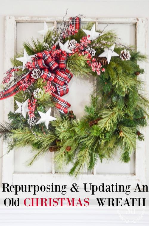 updating-and-repurposing-an-old-christmas-wreath-title-page-stonegableblog-com