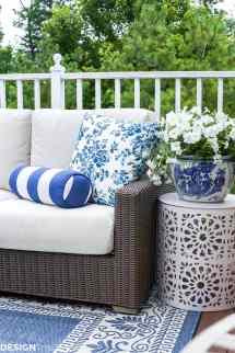 Outdoor Lounge Piece Pull Patio Decor