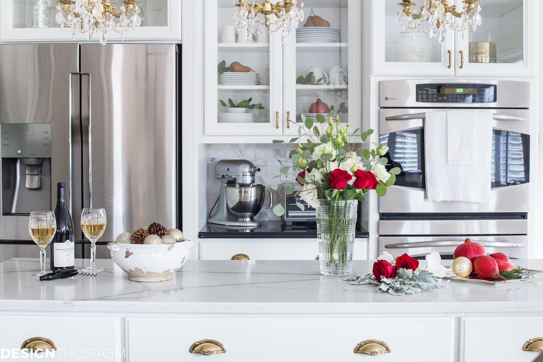 kitchen deco storage unit christmas decor with french country elegance designthusiasm com