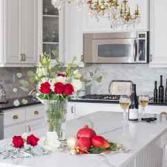 Kitchen Deco Franke Sink Christmas Decor With French Country Elegance Designthusiasm Com