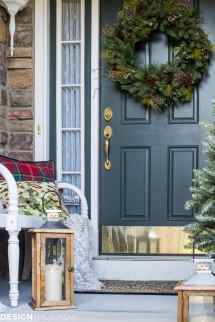 Easy Outdoor Christmas Decorating Ideas Tiny Front Porch