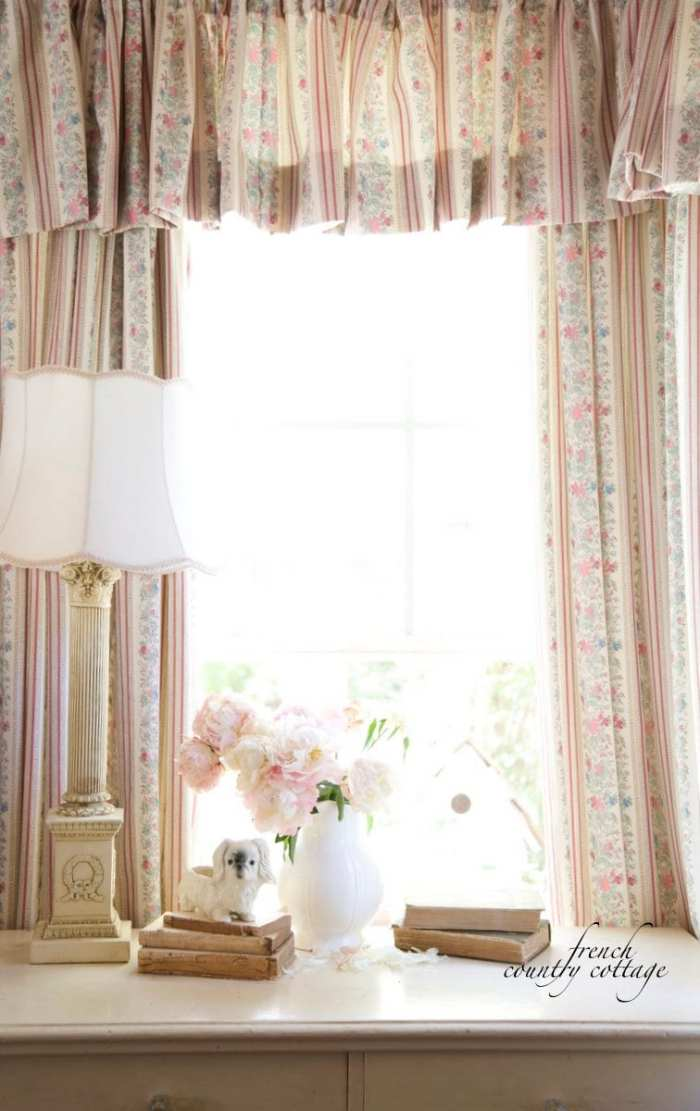 room p your french plaid and curtain can decorate solid combination country curtains