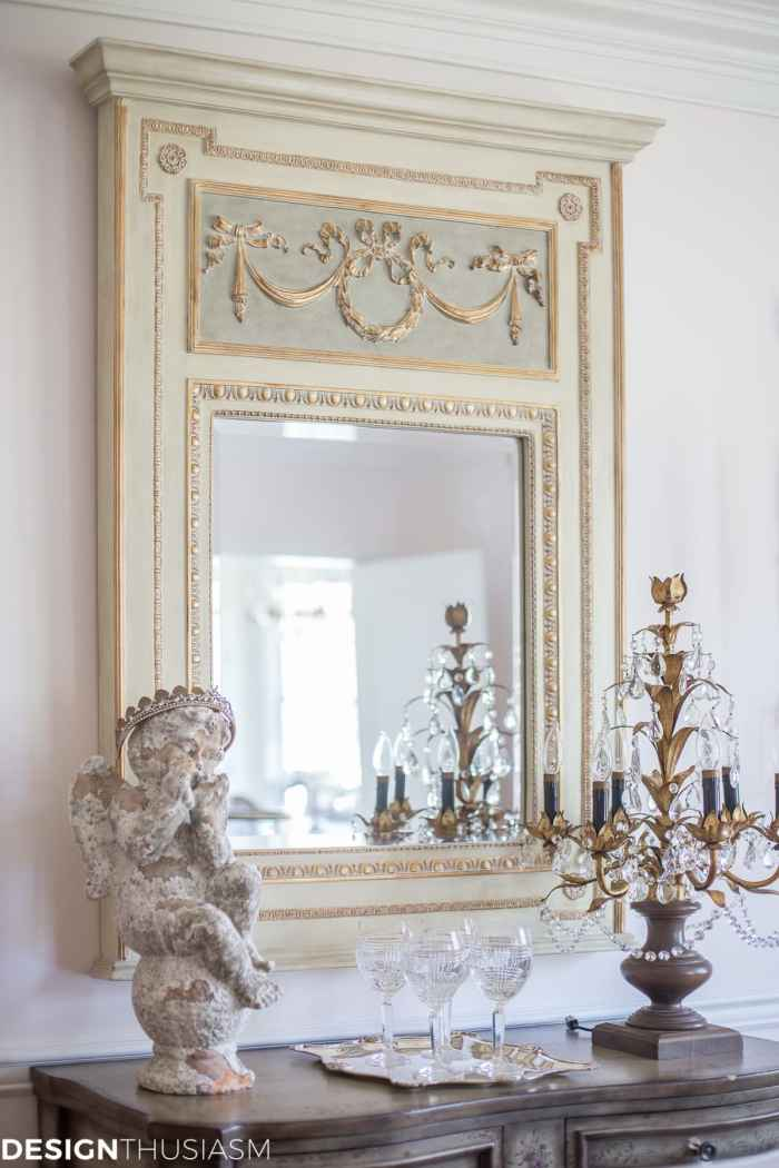 10 Ways to Save Money When Decorating with French Country Decor - designthusiasm.com