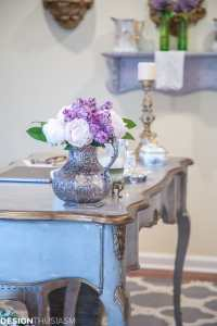 French Country Office Decor Ideas: How One Item Can Unify ...