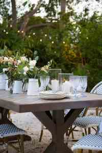 French Country Fridays- English garden patio and giveaway ...