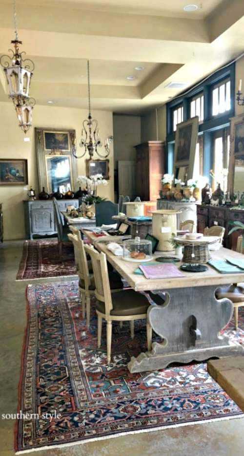 Aubergene Antiques