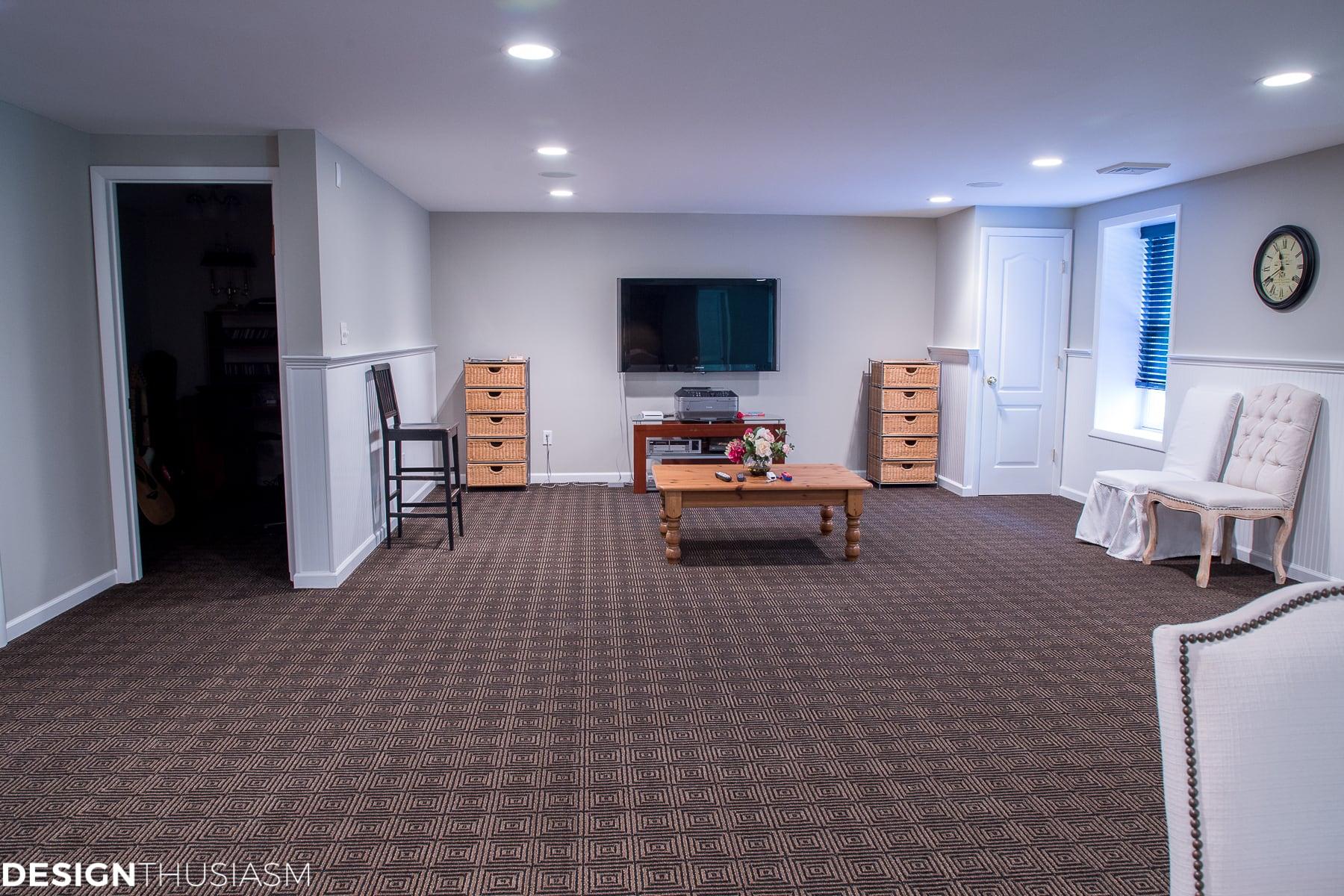 Finished Basement Ideas: 3 Amazing Basement Floor Plans