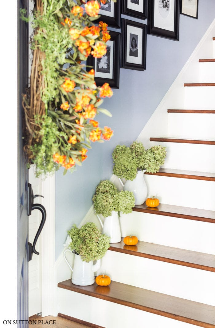 Simple Fall Entry from On Sutton Place